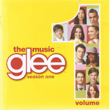 Cd Glee   Volume 1   Semi Novo