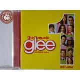 Cd Glee The Music Volume 1   Veja O Video   E2