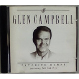 Cd Glen Campbell   Favorite Hymns