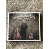 Cd Glen Campbell Ghost On The Canvas Digipack Import