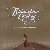 Cd Glen Campbell Rhinestone Cowboy The Best Of