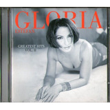 Cd Gloria Estefan   Greatest Hits Vol 2   Novo