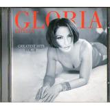 Cd Gloria Estefan   Greatest Hits Vol 2