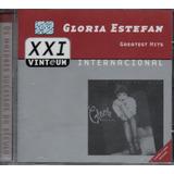 Cd Gloria Estefan   Greatest Hits Xxi Vinteum
