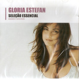 Cd Gloria Estefan   Seleçao Essencial