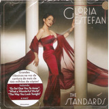 Cd Gloria Estefan   The Standards   Novo Lacrado