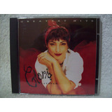 Cd Gloria Estefan  Greatest Hits  Importado