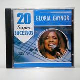 Cd Gloria Gaynor 20 Super Sucessos