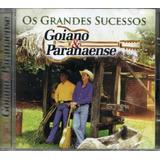 Cd Goiano E Paranaense   Os Grandes Sucessos