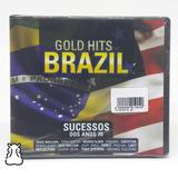 Cd Gold Hits Brazil Dave Maclean Morris Albert Novo Lacrado