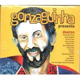 Cd Gonzaguinha   Presente Duetos