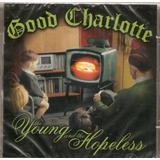 Cd Good Charlotte   The Young And The Hopeless   Novo