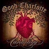 Cd Good Charlotte Cardiology Novo Lacrado Original