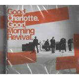 Cd Good Charlotte Good Morning Revival 2007 Sony Lacrado
