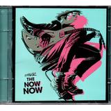 Cd Gorillaz   The Now Now