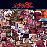 Cd Gorillaz   The Singles Collection 2001 2011