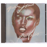 Cd Grace Jones   Portfolio   Island   1994