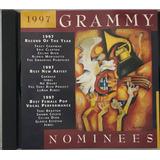 Cd Grammy 1997 Nominees Tracy Chapman Clapton   B1