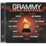 Cd Grammy 2006 Gorillaz Seal Rob Thomas U2 Green Day