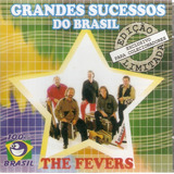 Cd Grandes Sucessos Do Brasil The Fevers   Novo Lacrado
