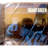Cd Grant Green Idle Moments   Blue Note Rvg   Novo