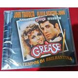 Cd Grease   Nos Tempos Da Brilhantina   Trilha Sonora  Orig