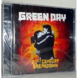 Cd Green Day   21st Century Breakdown