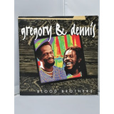 Cd Gregory Isaacs & Dennis Brown   Blood Brothers Importado