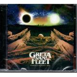 Cd Greta Van Fleet   Anthem Of The Peacefull Army  Lacrado