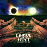 Cd Greta Van Fleet   Anthem Of The Peacefull Army