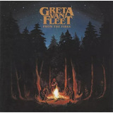 Cd Greta Van Fleet   From The Fires  2017  Lacrado