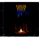 Cd Greta Van Fleet   From The Fires