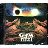 Cd Greta Van Fleet Anthem Of The Peaceful Army