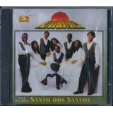 Cd Grupo Altos Louvores Santo Dos Santos Bônus Pb B99