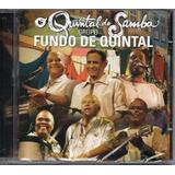 Cd Grupo Fundo De Quintal   Quintal Do Samba