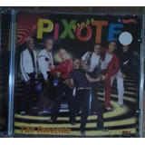 Cd Grupo Pixote Tao Inocente Original Novo Lacrado