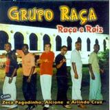 Cd Grupo Raça  Raça E Raiz Lacrado Pagode Samba Mpb Raridade