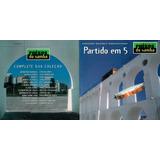 Cd Grupo Samba Partido Em 5 Raízes Do Samba 1999 Usado