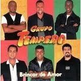 Cd Grupo Tempero Brincar De Amor