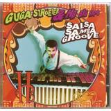 Cd Guga Stroeter Salsa Samba Groove