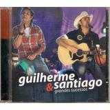 Cd Guilherme E Santiago   Grandes Sucessos
