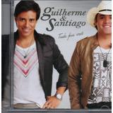 Cd Guilherme E Santiago   Tudo Pra Você