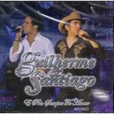 Cd Guilherme Santiago E Pra Sempre Te Amar