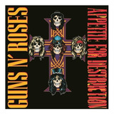 Cd Guns N  Roses Appetite For Destruction   Original Duplo