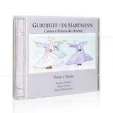 Cd Gurdjieff De Hartmann   Cantos E Ritmos Do Oriente