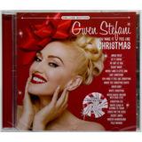 Cd Gwen Stefani You Make It Feel Like Christmas 2018 Deluxe