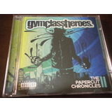 Cd Gym Class Heroes The Papercut Chronicles