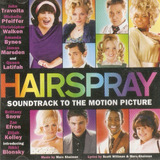 Cd Hairspray   Soundtrack To The Motion Picture   Semi Novo