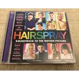 Cd Hairspray Trilha Sonora 1a Tiragem John Travolta Seminovo