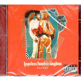 Cd Halsey   Hopeless Fountain Kingdom   Universal Music